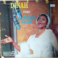 Виниловая пластинка, Dinah washington. Dinah sings Bessy Smith, MG 36130