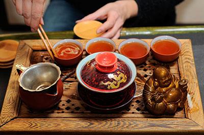 Чайное искусство Китая