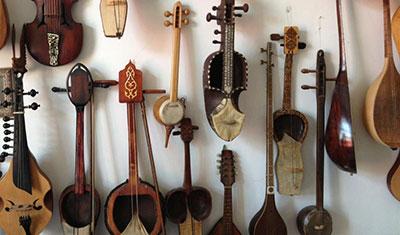 Магические музыкальные инструменты