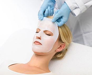 Особенности применения плацентарных масок