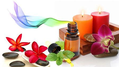 Способы использования ароматов для детей