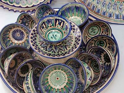 Секреты риштанской керамики