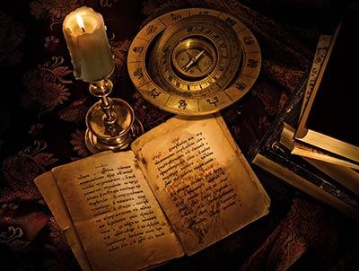 История возникновения магии