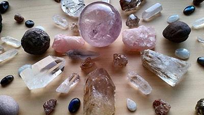 Энергетическое очищение камней