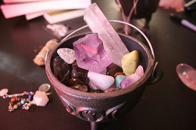 Показатели чистоты камней