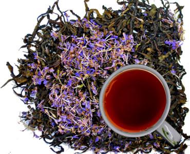 Описание копорского чая