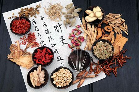 Китайские средства для женского здоровья