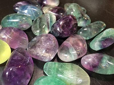 Магические свойства флюорита