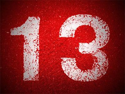 Значение числа тринадцать