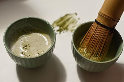 Полезные свойства японского чая маття