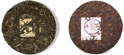 Разновидности чая Пуэр