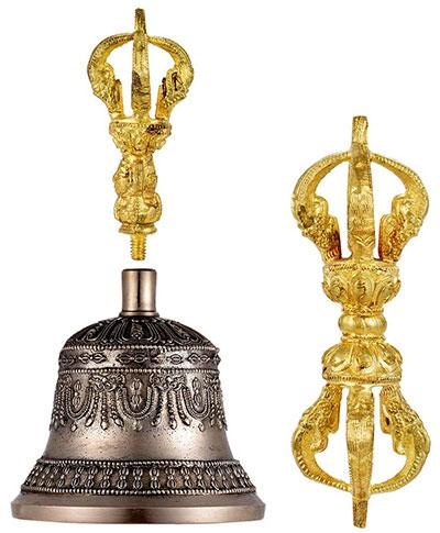 Буддийский колокольчик